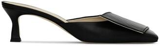 Wandler Isa 55mm heeled mules