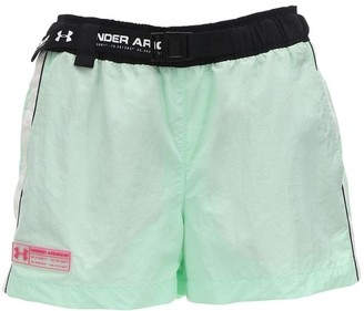 Under Armour Nylon Snap Shorts