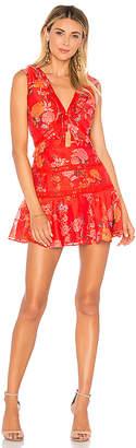 Finders Keepers Flicker Mini Dress