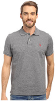 U.S. Polo Assn. Twisted Yarn Polo Shirt