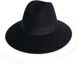 Maison Michel Rabbit Felt Kate Hat