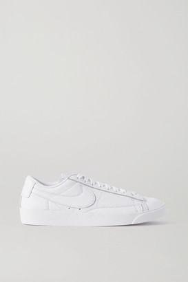 Nike Blazer Low Leather Sneakers - White