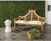 west elm Ornate Outdoor Bench