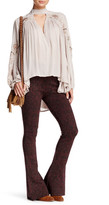 Free People Sweater Flare Pant