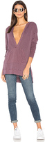 LAmade Vanessa Hoodie in Purple. - size XS (also in )