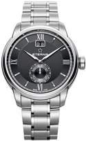 Eterna Men's Adventic 41mm Steel Bracelet & Case Sapphire Crystal Quartz Grey Dial Watch 2971-41-46-1704
