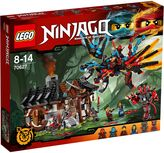 Lego Ninjago Dragon`s Forge 70627