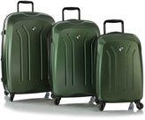 Heys Pro 3-Piece Hardside Spinner Luggage Set