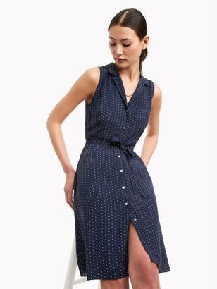 Tommy Hilfiger Essential Sleeveless Shirtdress