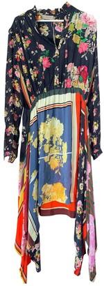 Preen Multicolour Viscose Dresses