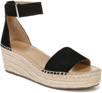 Franco Sarto Wedge Heel Ankle Strap Espadrilles- Pela