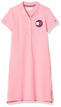 Tommy Hilfiger Girl's Essential Polo Dress
