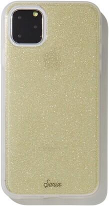 Sonix Gold Glitter iPhone 11 Case