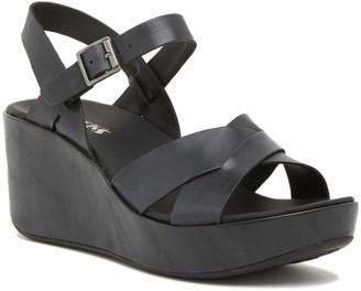 Kork-Ease Denica Platform Wedge Sandal