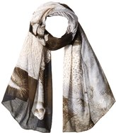 Threads 4 Thought Women's Asian Elephant Wrap