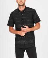 RVCA Lei Lei Short Sleeve Shirt Black