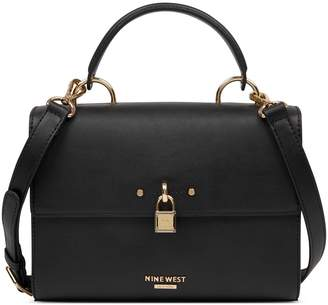 Nine West Block Top Handle Bag