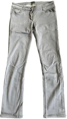 Fendi Grey Denim - Jeans Jeans for Women