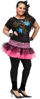 Fun World Costumes Womens Plus Size 80's Pop Party
