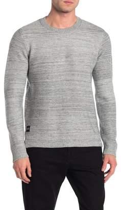 NATIVE YOUTH Dent Crew Neck Melange Sweater