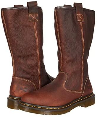 Dr. Martens Work Belsay NS (Teak) Women's Boots