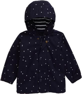 Joules Coast Waterproof Hooded Raincoat