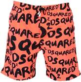 DSQUARED2 Swim trunks - Item 47183944