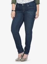 Torrid Curvy Skinny Jean - Dark Wash (Tall)