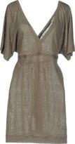Cruciani Short dresses - Item 34698755