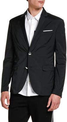 Neil Barrett Men's Two-Button Sport Coat