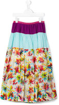 Junior Gaultier Fancy Mini Me skirt - kids - Cotton - 14 yrs