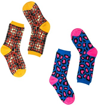 Sock Candy Animal Print Bundle (2 Pack)