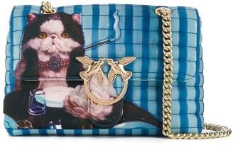 Pinko x Lucia Heffernan Love bag