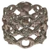 Christian Dior White gold ring