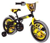 "Transformers Bumblebee 16"" Kids' Bike with Training Wheels - Yellow/Gray"