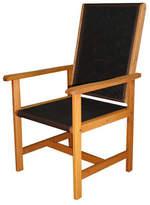 Murray Timber & Textilene Armchair