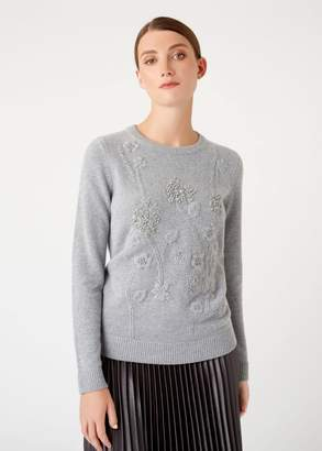 Hobbs Camille Merino Wool Blend Sweater