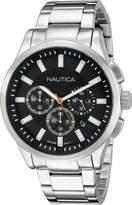 Nautica Men's NAD19532G NCT 17 Analog Display Quartz Watch