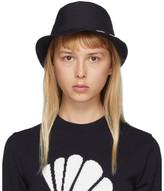 Thom Browne Navy Classic 4-Bar Bucket Hat