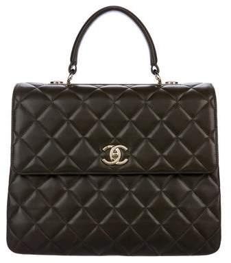 Chanel 2017 Large Trendy CC Flap Bag