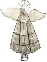 Kurt Adler Capiz Angel Tree Topper