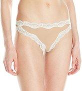 Calvin Klein Women's Micro Thong Panty
