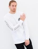 Quiksilver Mens Mandalaa Long Sleeve T Shirt