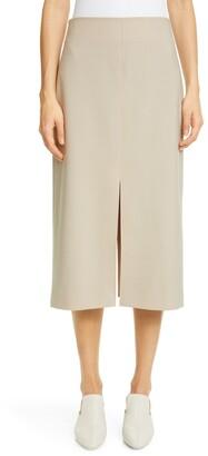 Co Straight Slit Skirt