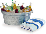 Galvanized Drink Bucket
