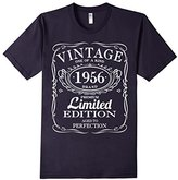 Men's 60th Birthday Gift Vintage 1956 Limited Edition (Fitted) 3XL