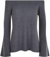 Robert Rodriguez Off-The-Shoulder Sweater