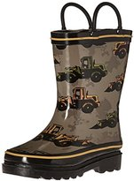 Western Chief Busy Bulldozer Rain Boot