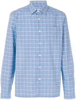 Prada checked shirt