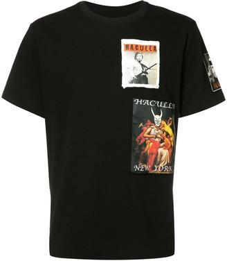 Haculla logo print T-shirt